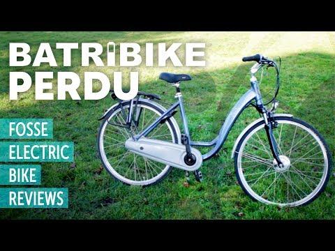 E-Bike Review: BATRIBIKE Perdu - Dutch style electric bike