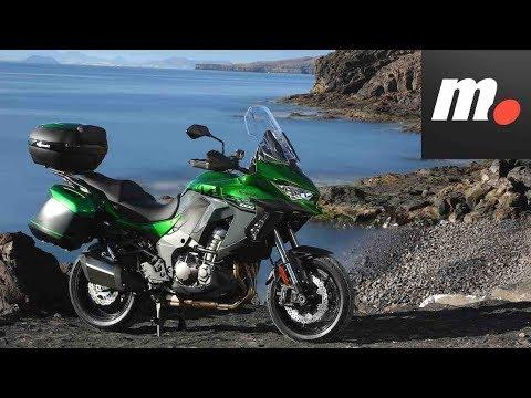 Kawasaki Versys 1000 SE | Presentación / Test / Preview en español