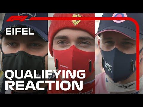 2020 Eifel Grand Prix: Drivers React After Qualifying
