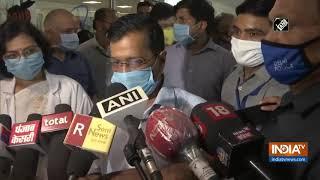 India's 1st plasma bank started at Delhi govt hospital, CM Kejriwal takes stock - INDIATV