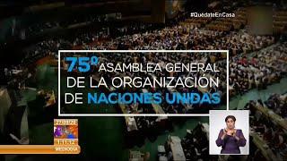 Reclamo en ONU para el fin del bloqueo de EE.UU a Cuba