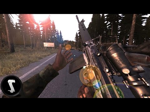 The Rarest Weapon in DayZ!
