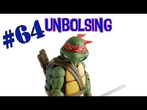 UNBOLSING 64 SAINT SEIYA vs NINJA TURTLES