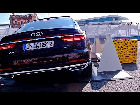 """Audi A8 (2018) The Most High-Tech Car Ever"""" ? DEMONSTRATION"""