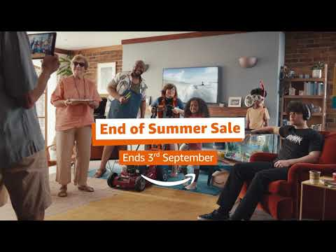 amazon.co.uk & Amazon Discount Codes video: Discover great deals in the End of Summer Sale