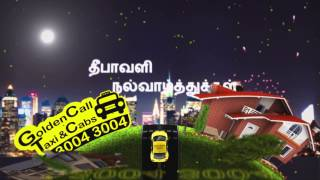 golden call taxi diwali ads