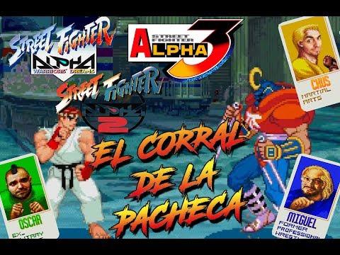 Especial Street Fighter 30 Aniversario (4 de 5) El Corral de la Pacheca - [AVOP]