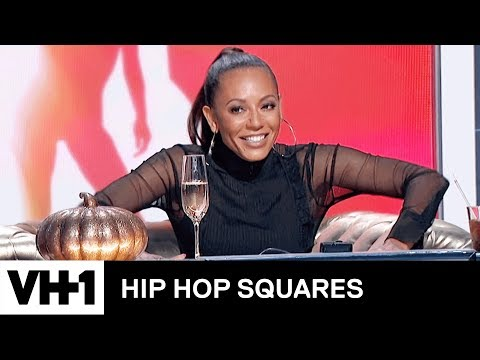 Mel B aka Scary Spice Slapped DeRay Davis 'Sneak Peek' | Hip Hop Squares