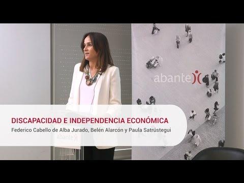 """Diálogo """"Discapacidad e independencia financiera"""""""