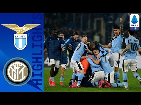 Lazio 2-1 Inter | Vola l'Aquila, nerazzurri scavalcati in classifica | Serie A TIM