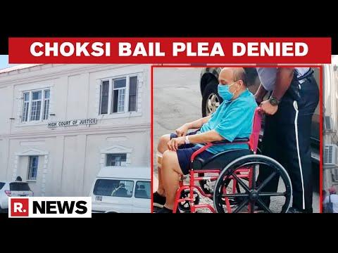 Mehul Choksi Denied Bail By Dominica High Court; Deemed A 'Flight Risk'
