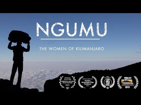 NGUMU - THE PORTERS OF KILIMANJARO