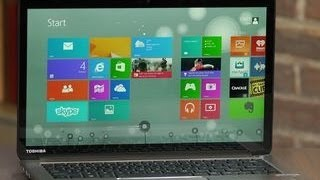 Toshiba's high-end Kirabook gets it right in version 2.0