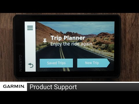 Support: Using the Trip Planner