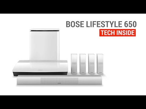 Bose LifeStyle 650 - The Tech Inside   Digit.in