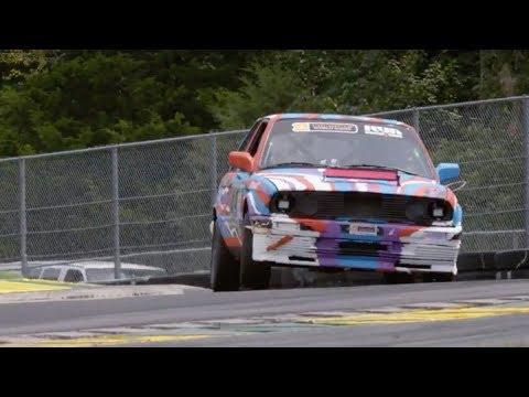 BMW E30 Chump Car VIR24 [PROMO] -- /DRIVE on NBC Sports