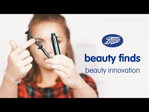 boots.com & Boots Promo Code video: Beauty Innovation ~ Boots Beauty Finds
