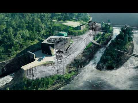 Vamma, Norges største elvekraftverk utvides