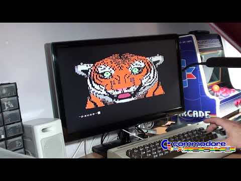 Demo modem wifi commodore 64 (Conexión a las BBS)