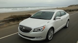 Fast data in the Buick LaCrosse