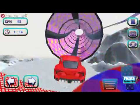 connectYoutube - Extreme Stunts GT Racing Car / Racing Stunts Game / Android Gameplay Video