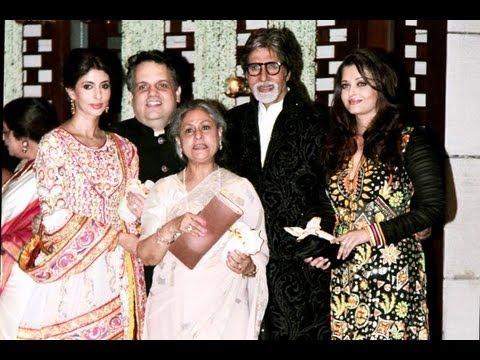 The Bachchan's Party With Nita And Mukesh Ambani
