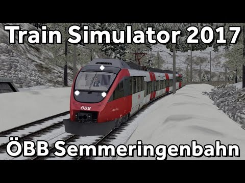 Train Simulator 2017: Semmeringbahn with ÖBB 4023 'Talent'