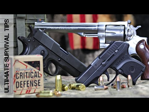 GREAT GUNS! 10 Handgun Selection Tips You Need to Think About | GEAR CAVE - Ep. 3
