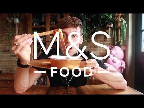 marksandspencer.com & Marks and Spencer Promo Code video: Tom Daley taste-tests M&S Christmas food! | M&S FOOD
