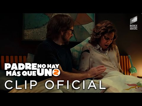 PADRE NO HAY MÁS QUE UNO 2. Marisa está embarazada. En cines 29 de julio.