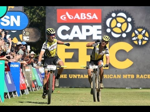 ABSA Cape Epic 2017 – Stage 6 – Untamed Action