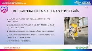 CUARTO TALLER, HOY MEDIDAS DE HIGIENE EN AYUDAS TECNICAS