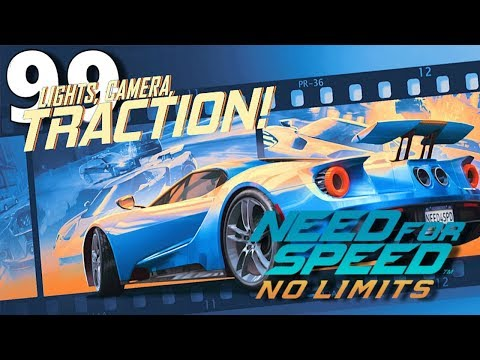 Need for Speed No Limits  - Daily Grind Leveling up CCX - HD 1080p 60fps Live Stream 99