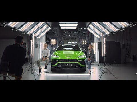 The Color Experience: Urus Verde Mantis Episode
