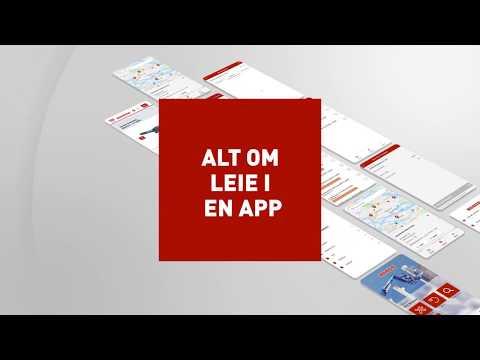 Cramo App - Alt om leie i en app!
