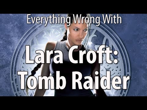 connectYoutube - Everything Wrong With Lara Croft: Tomb Raider