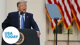 President Trump addresses the nation