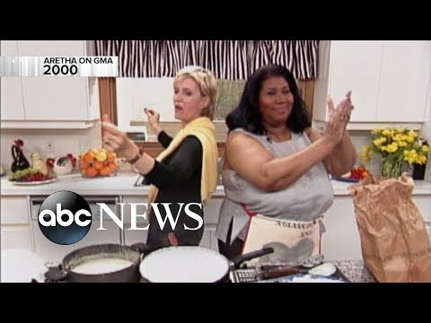 Celebrating 'Queen of Soul' Aretha Franklin on 'GMA'