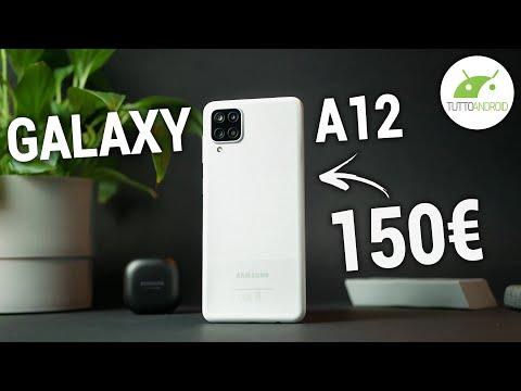 SAMSUNG Galaxy A12 costa meno di 150€  …