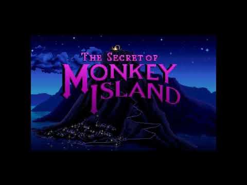 Monkey Island - Guitar
