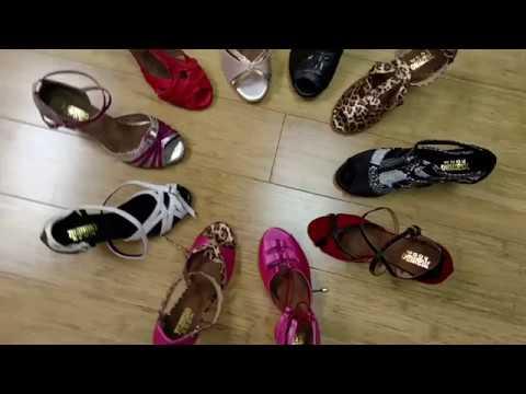 Mambo Room Dance Shoes