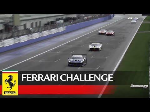Ferrari Challenge APAC 2018 - Race 2 - Finali Mondiali at Monza