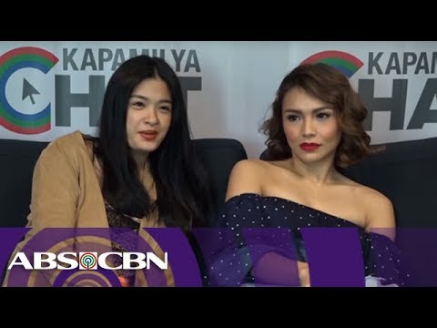 Yam and Nina's fave scenes with Jericho, Yen and Sam in Halik