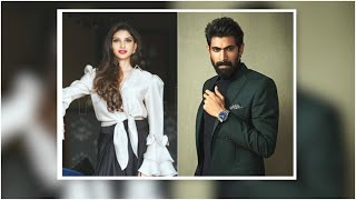 Rana Daggubati gets engaged to Miheeka Bajaj | Rana Daggubati | TFPC - TFPC