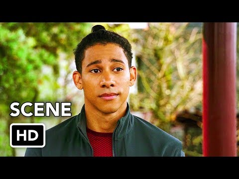 connectYoutube - Kid Flash / Wally West Joins DC's Legends of Tomorrow - Clip (HD)