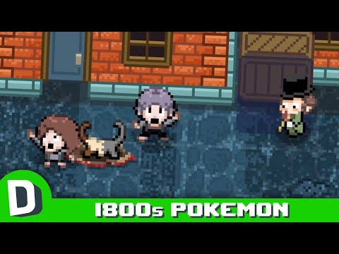 If Team Rocket Stole Pokemon in the 1800s