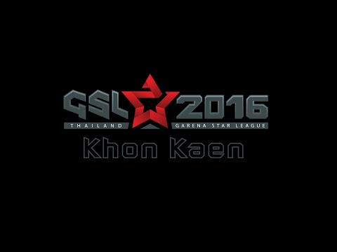 Garena Star League 2016 Roadshow Khon Kaen [Day 2]