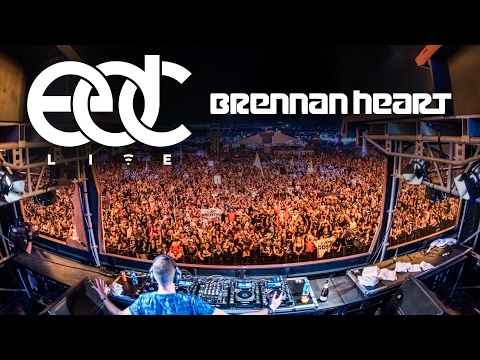 EDC Live - EDC Las Vegas 2016: Brennan Heart @ wasteLAND hosted by Basscon