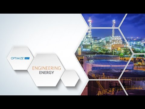 OPTIMIZE 2017 - Engineering Energy Track Preview