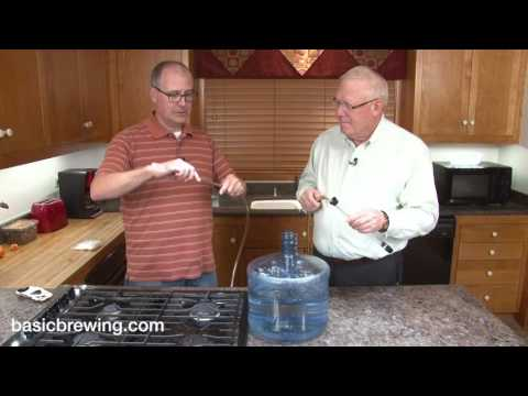 How to Bottle Small Batches - Basic Brewing Video - September 30, 2016